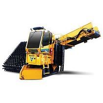 Volteadoras de compost Vermeer CT1010TX