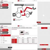 Software para tractores MXConfig