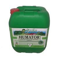 Concentrado líquido de ácidos húmicos y ácidos fúlvicos