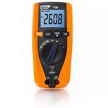 Multímetros digitales con medida de temperatura