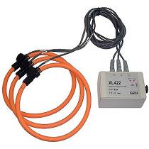 Data logger de corriente trifásico