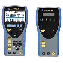 Certificador de redes Lan y fibra óptica hasta Cat 6A con wifi y adaptador PL