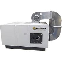 Generadores de aire caliente MET MANN Mm-h/w/cp