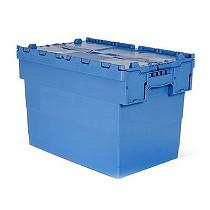 Cajas encajables de 100 litros