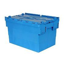 Cajas de plástico encajables