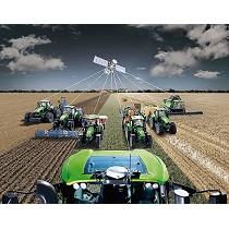Sistema inteligente de agricultura de precisión Deutz-Fahr Precision Farming