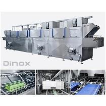 Lavadoras de cajas (produciones grandes)