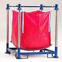 Porta big-bag de acero