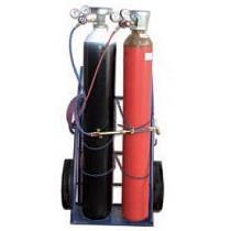 Equipos de soldadura oxi-acetileno