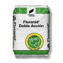 Herbicida para hoja ancha Compo Floranid Turf Doble Accion