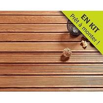 kit terraza de madera