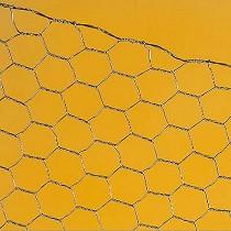 Malla hexagonal de triple torsión