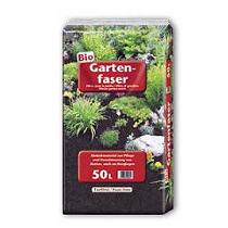 Fibra ecológica para el jardín