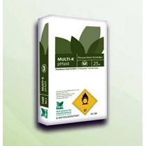 Nitrato potásico de reacción ácida