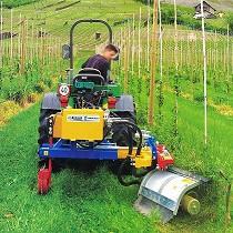 Picadoras de hierba de hilos