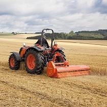 Trituradoras para tractores