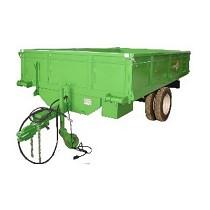 Remolque agrícola hidráulico