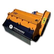 Trituradora de transmisión hidráulica