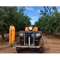 Barras herbicidas para quad