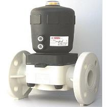 Válvulas de diafragma automatizadas