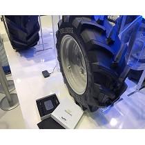 Sistema de control que mide los huecos de presión entre los neumáticos Trelleborg TLC Plus