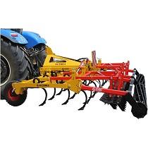 Cultivador para la preparación de suelo