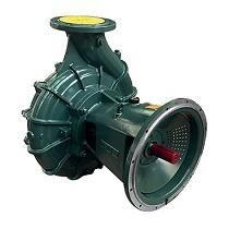 Bombas monoetapa bridadas a motores diesel