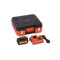 Cargador 20V/40V y batería 40V Li-Ion