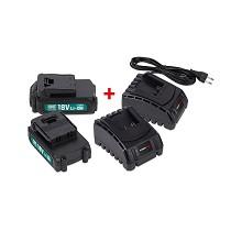 Batería 18V Li 1.5Ah y cargador