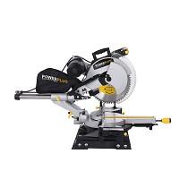 Ingletadora telescópica con bisel doble 2000W 305 mm