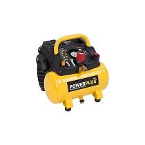 Compresor 1100W 6 l sin aceite