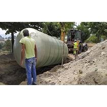 Cisternas para agua Remosa PRFV