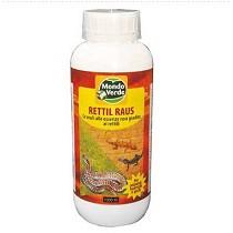 Repelente de reptiles