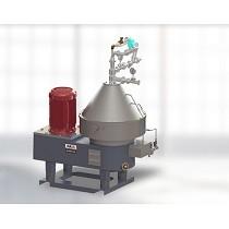 Separador centrifugo Serie F