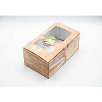 Envases de cartón para espárragos Small Portion Pack (SPP)