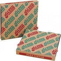 Cajas para pizza personalizadas GrupakBCN