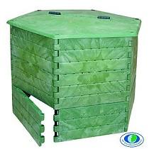 Compostadores modulares WFW Container Trading Komp 550 K