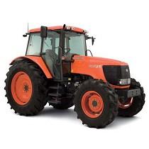 Tractores de hasta 134 CV de potencia