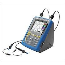 Osciloscopio y multímero