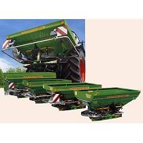 Abonadora profesional de fertilizante