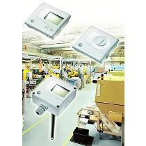 Transmisores de temperatura, humedad y presión diferencial