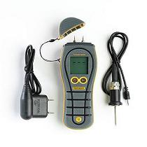 Higr�metro de contacto Timbermaster