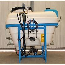 Máquina de herbicida eléctrica