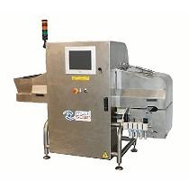 Máquina para la detección de huesos en aceitunas deshuesadas y posibles contaminantes
