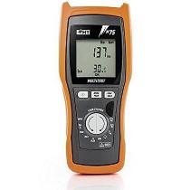 Instrumento para verificaciones de seguridad UNE 20460