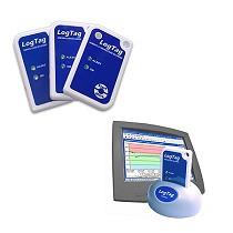 Registradores de temperatura y humedad LogTag