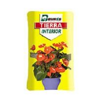 Tierra para plantas de interior