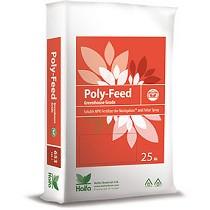 Fertilizantes NPK sólidos solubles con micronutrientes