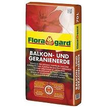 Sustratos para plantas de balcón y geranios