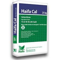 Nitrato de calcio granulado